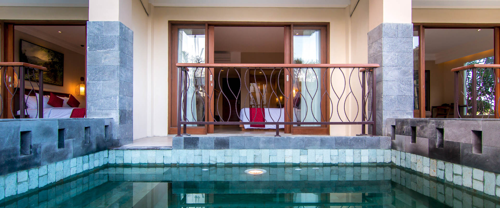 Deluxe Room with Plunge Pool