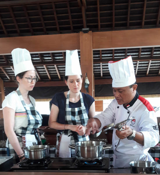 Ubud Cooking Lesson